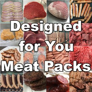 Treens Meat Packs